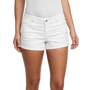 Jessica Simpson Ladies' Denim Short, White